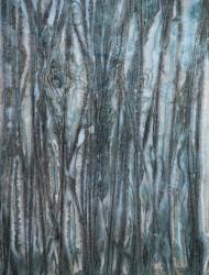 Wildwuchs 20 39x28 cm Tusche auf Papier 2018